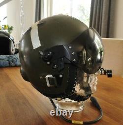 RAF MK. III flight helmet Royal Air Force fighter pilot helmet