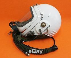RARE Flight Helmet High Altitude Astronaut Space Pilots Pressured TK-1 1# 0016