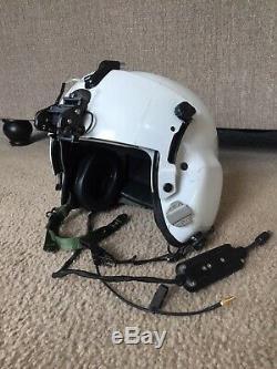 RARE HGU-56 MV-22 Pilot Flight Helmet for Tilt-Rotor & Helicopter