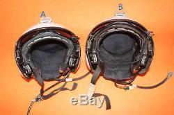 Rare Flight Helmet Su-30 Zsh-7apn Pilot Helme Air Force Km-35m Oxygen Mask