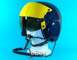 Rare Flight-helmet Gentex HGU-56 U. S Army Air Force Pilot Pilotenhelm HELICOPTER