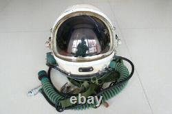 Retired Air Force Fighter Aircraft Pilot Flight Helmet, ++ Flight Suit
