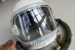 Russia militaria aircraft fighter pilot fligh helmet, flight life saving suit