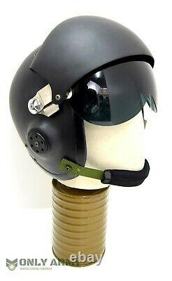 Russian MIG 21 / 2V Helmet Pilot Flight Jet Helmet Double Visor High Quality