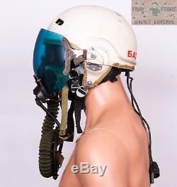 Russian Soviet pilot flight helmet ZSH-3+oxygen mask+leather helmet 5 pcs in set