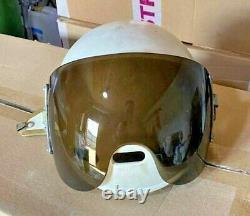 Set Soviet pilot flight helmet Air Force ZSH-3M Su Mig USSR Original space