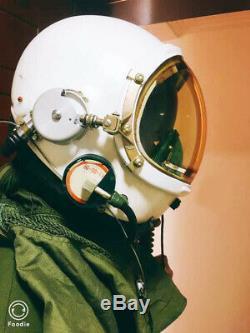 Spacesuit Flight Helmet 2#High Altitude Astronaut Space Pilots Flight Suit 1# A