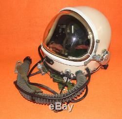 Spacesuit Flight Helmet Airtight Astronaut Pilot Helmet Flying Suit 011bb