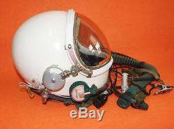 Spacesuit Flight Helmet Airtight Astronaut Pilot Helmet Flying Suit 111