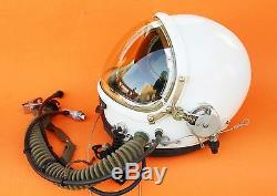 Spacesuit Flight Helmet Airtight Astronaut Pilot Helmet Flying Suit- P-3# 08011