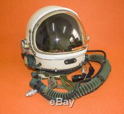 Spacesuit Flight Helmet Airtight Astronaut Pilot Helmet Flying Suit- P-8# 8#
