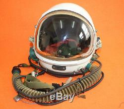 Spacesuit Flight Helmet High Altitude Astronaut Space Pilots Flight Suit AA011