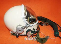 Spacesuit Flight Pilot Helmet Air Force Astronaut High Attitude Flight Suit 2#