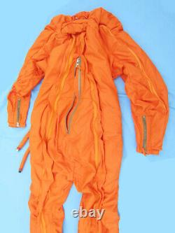 Spacesuit High Altitude Astronaut Space Pilots Flight Suit 2#