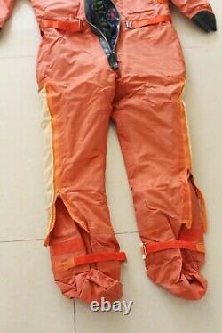 Spacesuit High Altitude Astronaut Space Pilots Flight Suit 3#