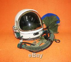 Spacesuit High Altitude Pressure Pilot Flight Helmet Flight Suit