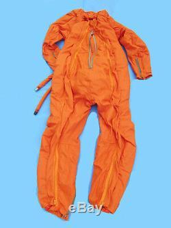 Surplus Air Force Pilot High Altitude Pressure Anti G Flight Suit