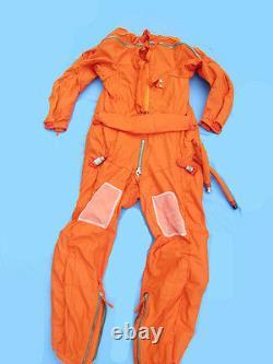 Surplus Air Force Pilot High Altitude Pressure Anti G Flight Suit 1# 2#