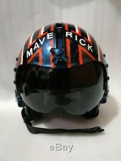 TOPGUN Maverick FLIGHT HELMET HGU 33 Style FIGHTER PILOT HELMET Last One