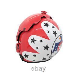 Thunderbirds Flight Helmet Movie Prop Of Usn United States Navy Pilot Aviator