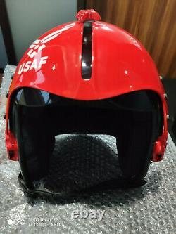 Thunderbirds Flight Helmet Prop Pilot Naval Aviator Usn Navy