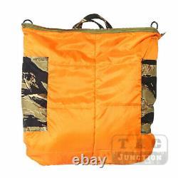 Tiger Stripes Military HGU-56/P Flyers Pilot Flight Helmet Bag withShoulder Strap