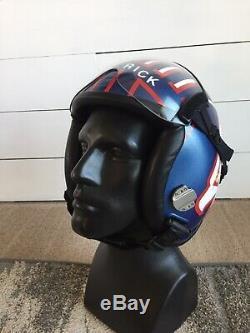 Top Gun 2 Maverick Hgu-68 Flight Helmet Movie Prop Pilot Naval Aviator Usn Navy