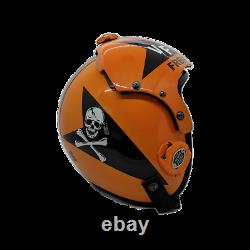 Top Gun Jolly Roger II Flight Helmet Movie Prop Of Usn United States Navy Pilot