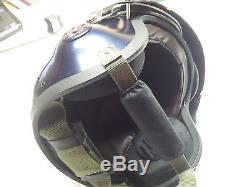 Top Gun Maverick Flight Helmet Movie Prop Fighter Pilot Naval Aviator Usn Navy