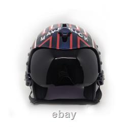 Top Gun Maverick Flight Helmet Movie Prop Of Usn United States Navy Pilot