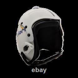 Tricolori Flight Helmet Movie Prop Of Usn United States Navy Pilot