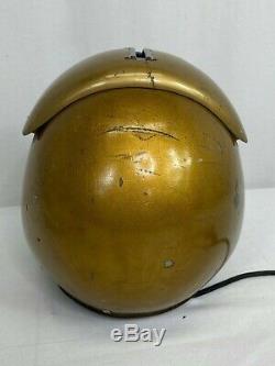 US Navy Vietnam Era APH-5 Pilots Flight Helmet