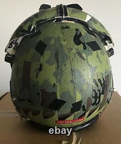 USAF HGU-26 B-52 Pilot Flight Helmet Medium Gentex