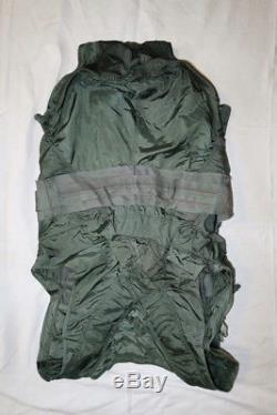 USN Pilot Gear Lot MA-2 Torso Harness No Flight Helmet SV-2A Survival Vest Kit