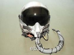 Usaf Us Gwot Fighter Pilot Gentex Hgu-55/p Flight Helmet + Mbu-12/p Oxygen Mask