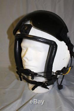 Usn Navy Hsl-40 Airwolves Pilot Flight Helmet Hgu 84/p