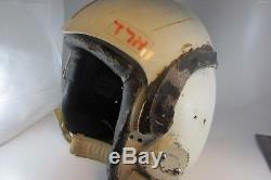 VERY RARE IDF IAF Israeli AIR FORCE 1981 EARLY ORIGINAL JET Pilot Flight Helmet