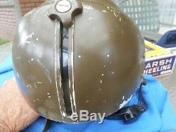 Vietnam Helicopter Pilot's APH-5 Flight Helmet Complete