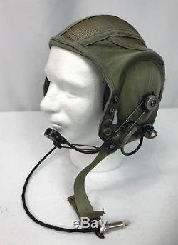 Vintage Kennedy Space Center NASA Pilot Gentex Flight Helmet