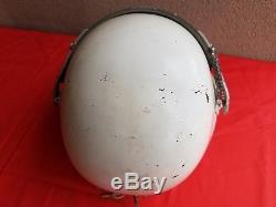 Vintage U S Air Force Pilots P-4 Flight Helmet