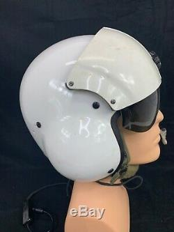 Vintage US Navy Gentex SPH-4 Pilots Flight Helmet
