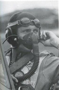 WW2 German LKpN101 Netzkopfhaube Pilot Flight Helmet Ln. 26670 RARE VERSION