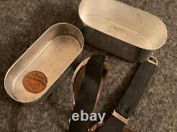 WWI Pilot Flight Helmet Goggles Rare Luxor No 5 as worn by Eddie Rickenbacker