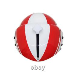 Wolfpack Flight Helmet Prop Pilot Naval Aviator USN Navy Chrome Receiver